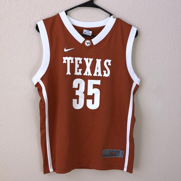 premium selection c2d82 e8588 🔻University Of Texas Kevin Durant College Jersey